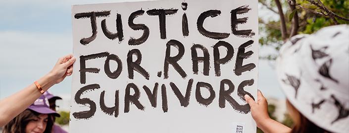 Justice for rape survivors