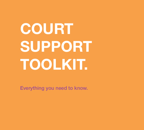 FIRST LOOK Court Support Toolkit
